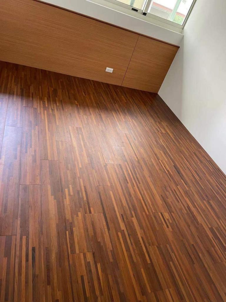 實木地板/緬甸柚木