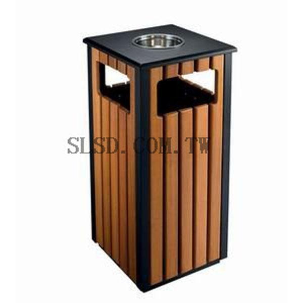 JF04木製垃圾桶