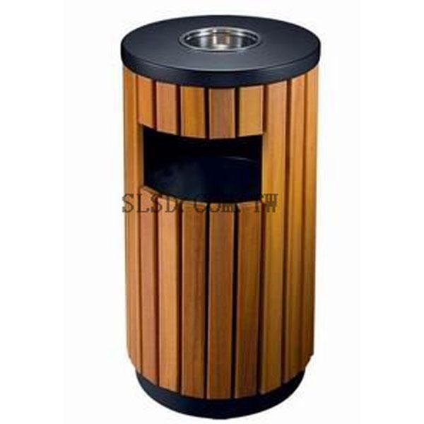 JF01木製垃圾桶