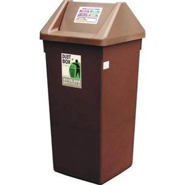 C109搖蓋式垃圾桶