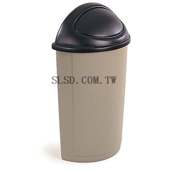 3520半圓形垃圾桶