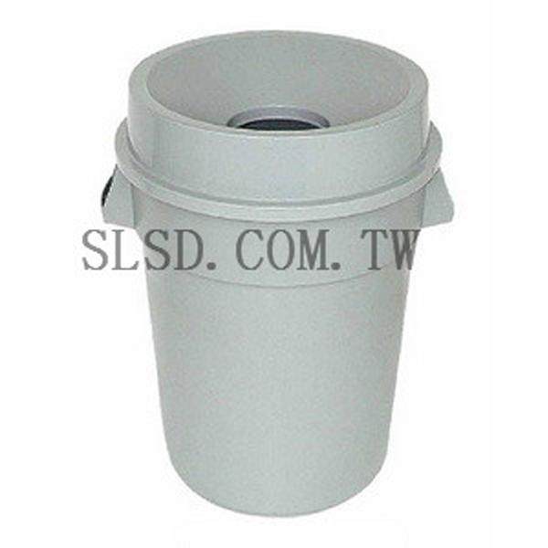120L漏斗型垃圾桶