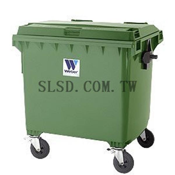660L垃圾子車-德