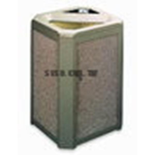 3966古典式垃圾桶