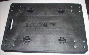 EX6600塑鋼平板