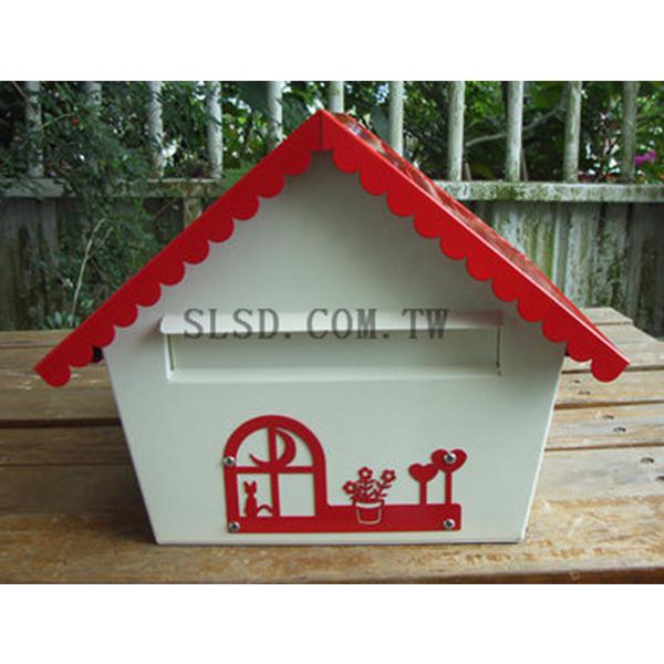 AQ4信箱不鏽鋼房屋