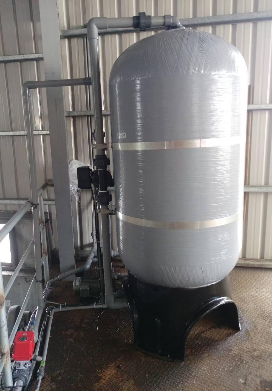 工業用軟水機