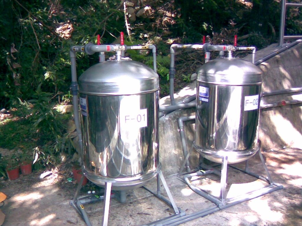 手動反洗濾水器家庭用