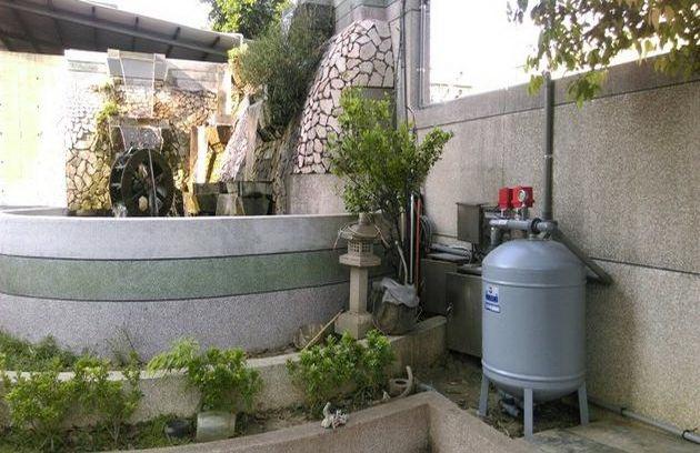 水池過濾器