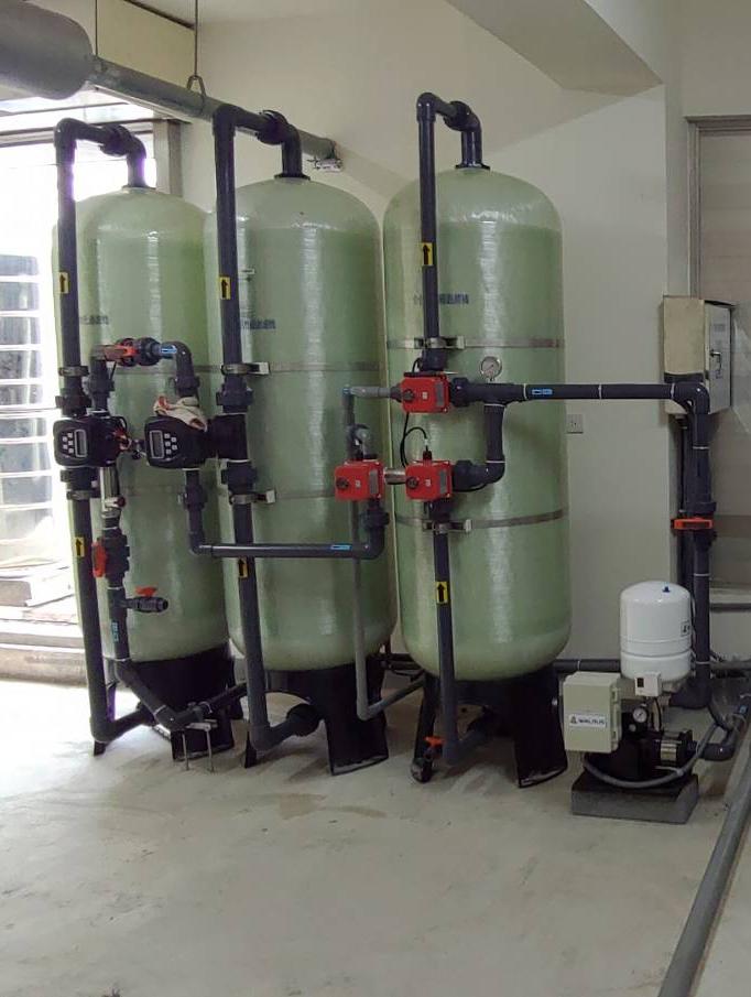 工業用濾水器