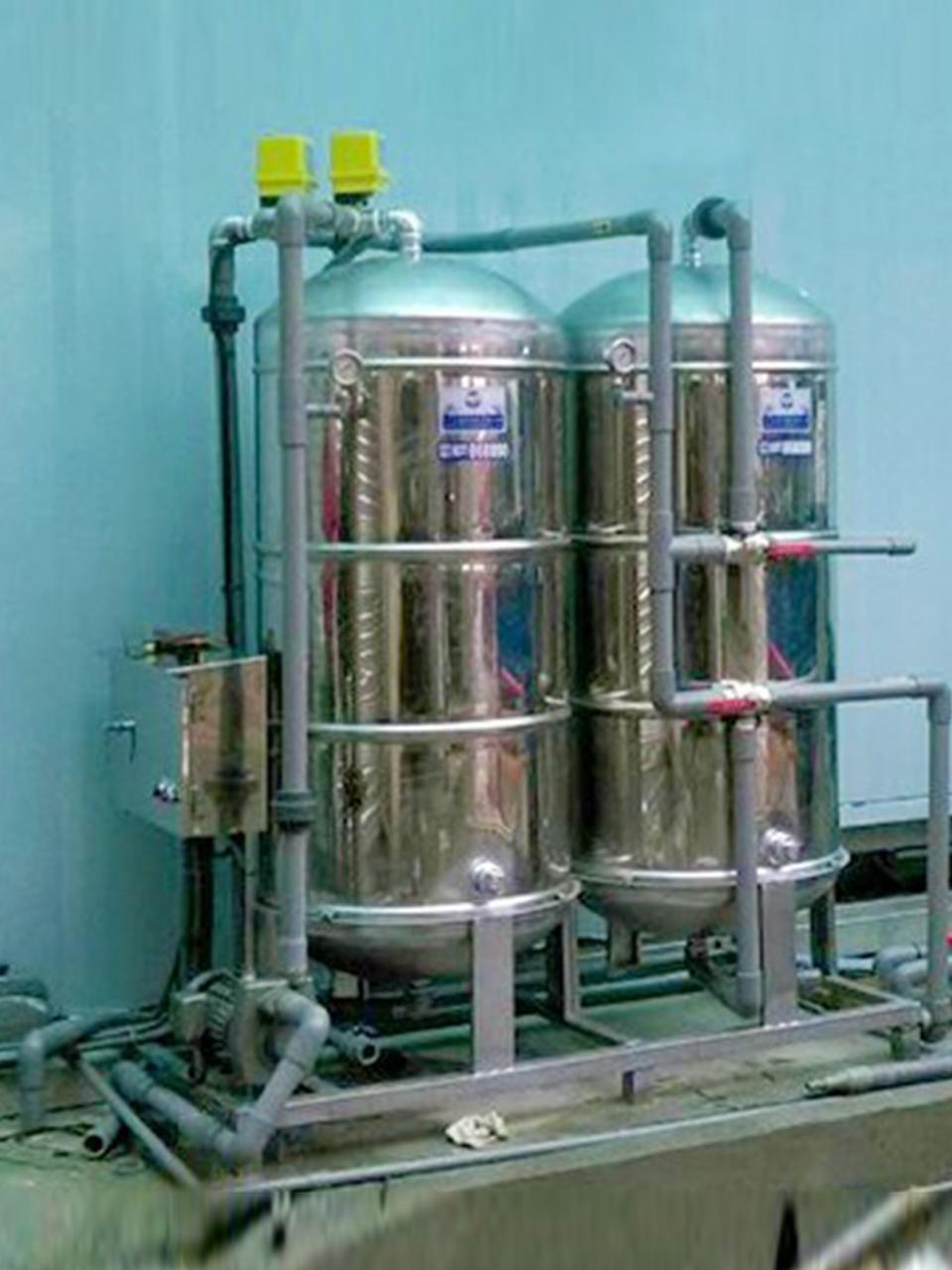 加油站全自動濾水器