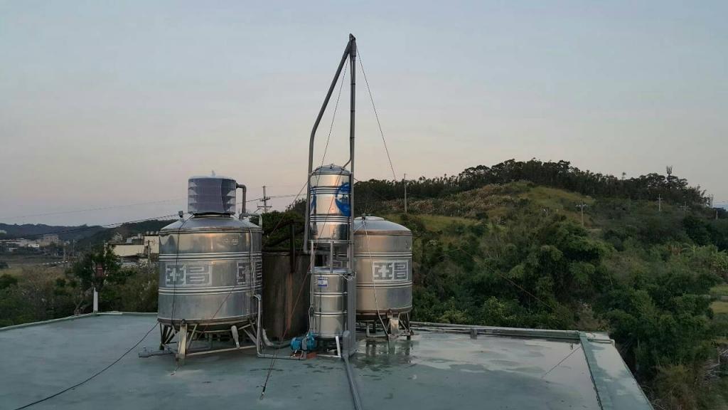 家用地下水自動濾水器
