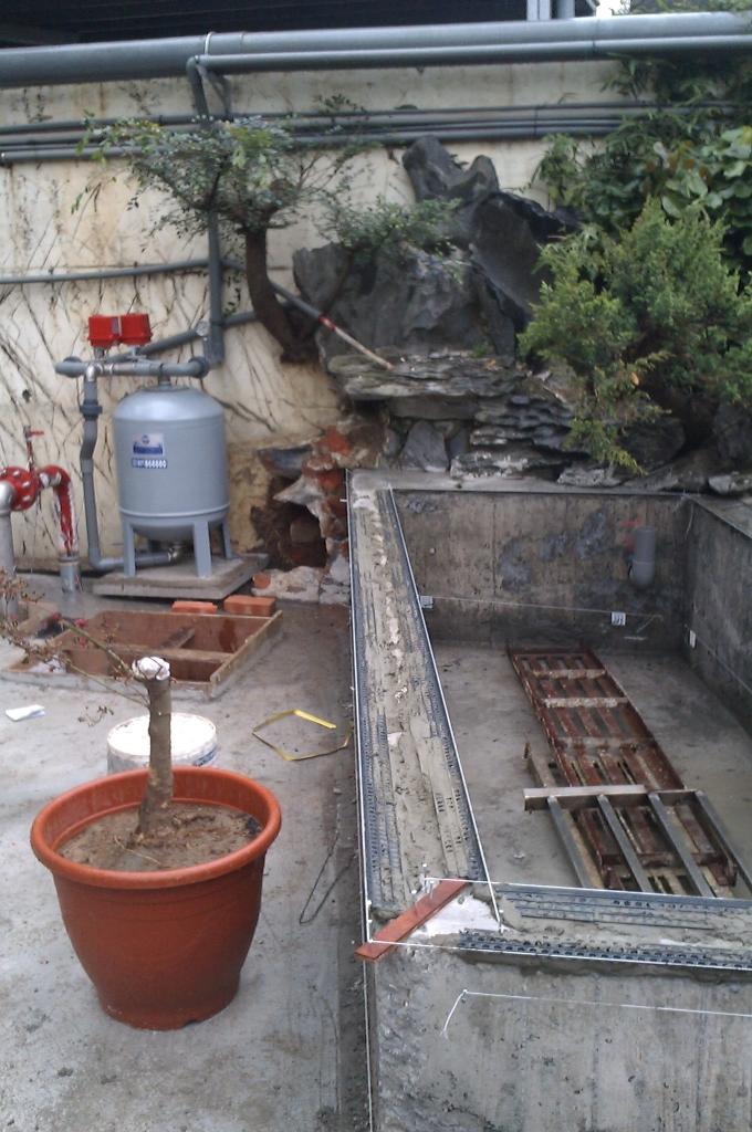 消防池全自動濾水器