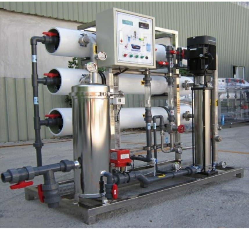 純水機-不銹鋼純水機