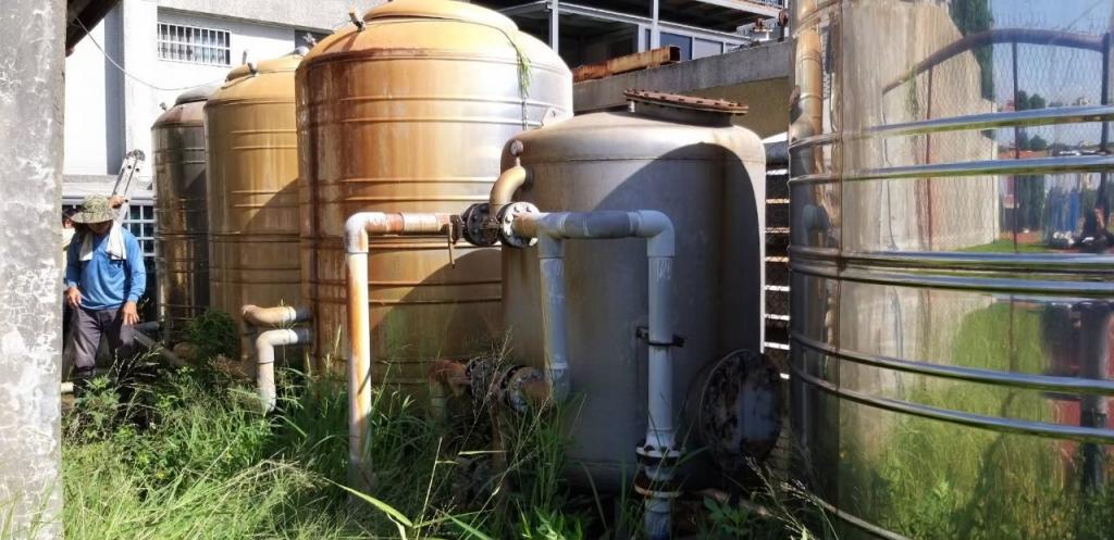 魚池過濾設備