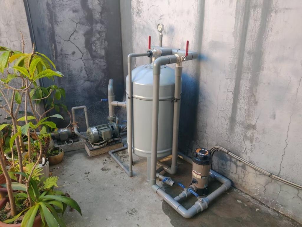 魚池過濾器