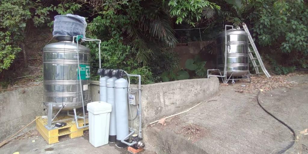 農莊小木屋自來水過濾器