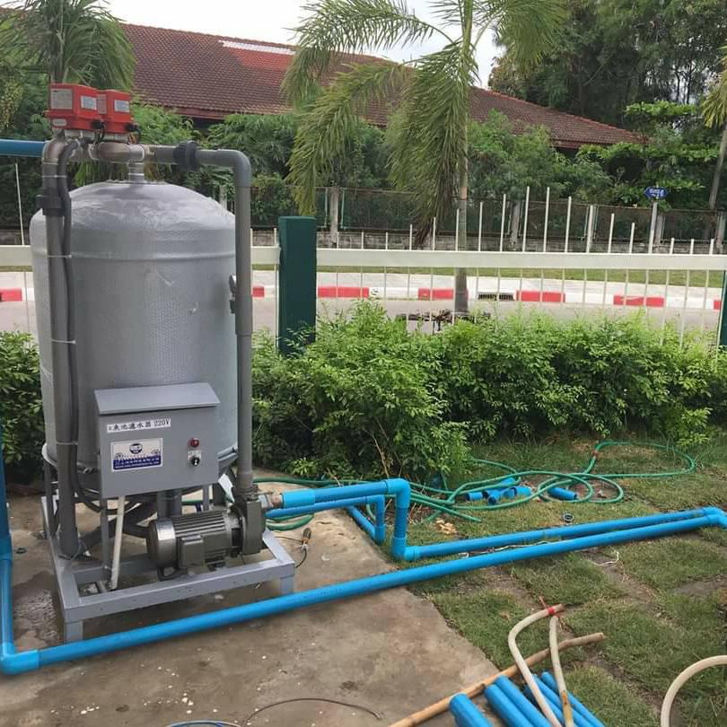 魚池水池過濾器