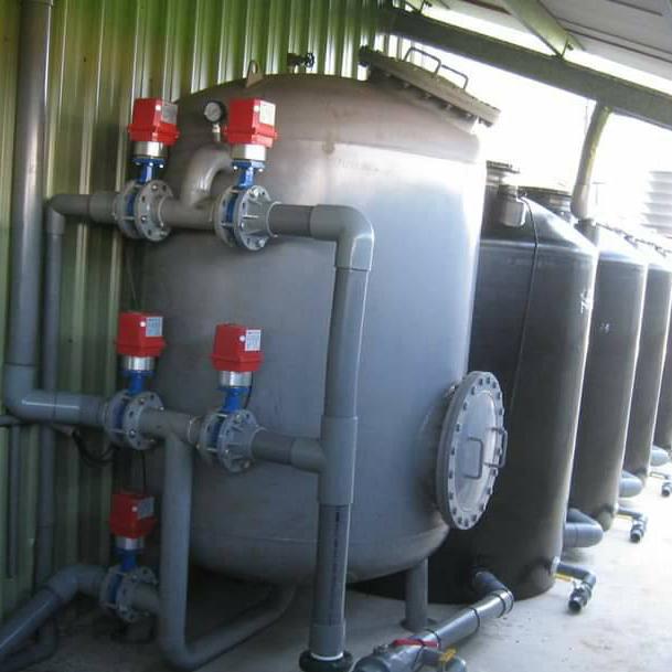 超大水量過濾水器