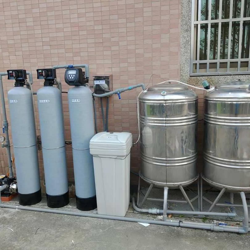 自來水全户濾水器