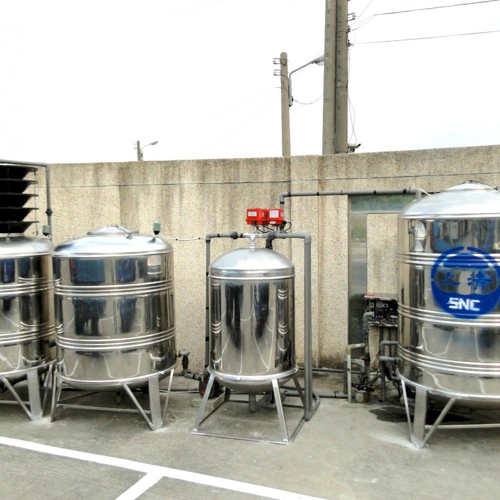 全自動濾水器3T