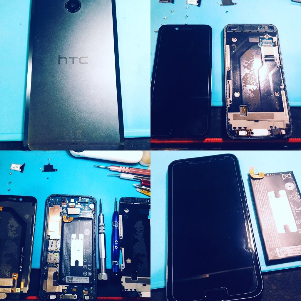 HTC M10換電池