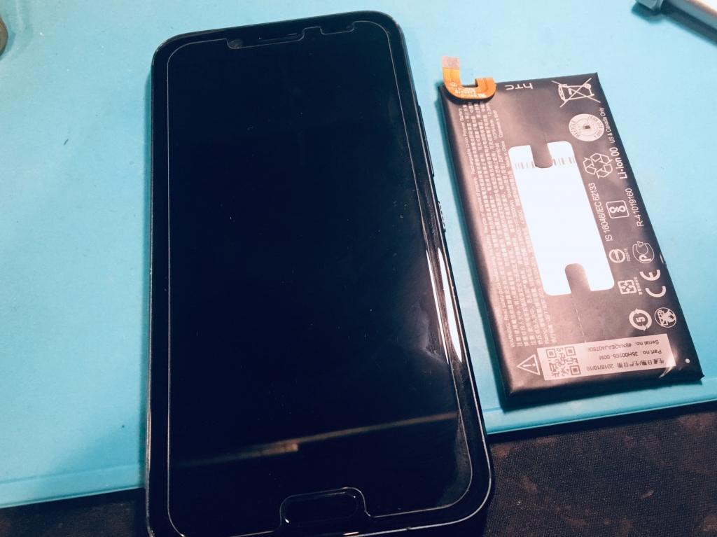 HTC EVO10換電池