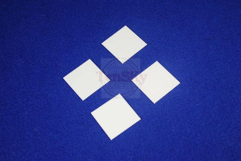 紡織陶瓷基片(郵票)