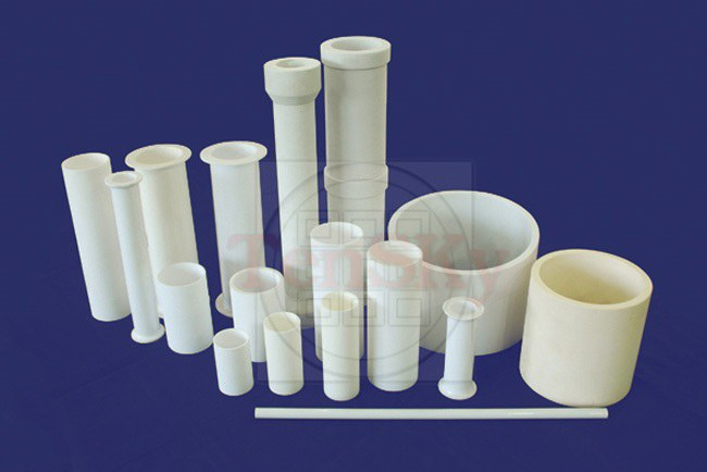 Ceramic tube