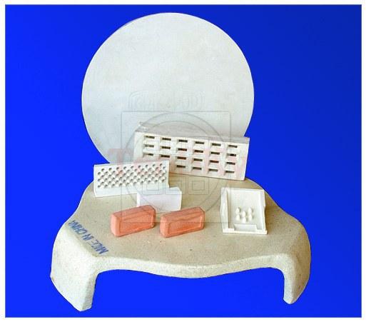 Cordierite kiln refractory