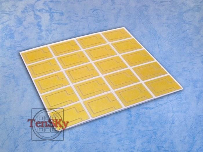 HCPV solar thermal ceramic substrate (circuit board)