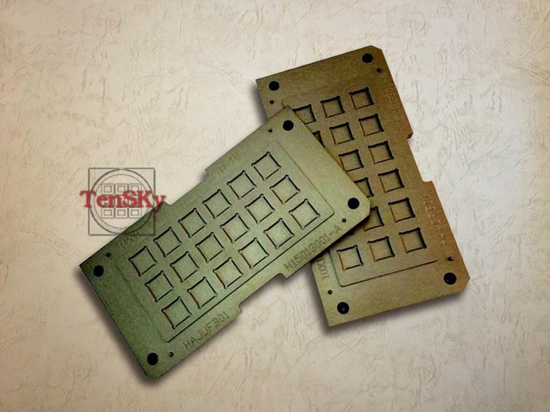 Anti-ESD surface treatment