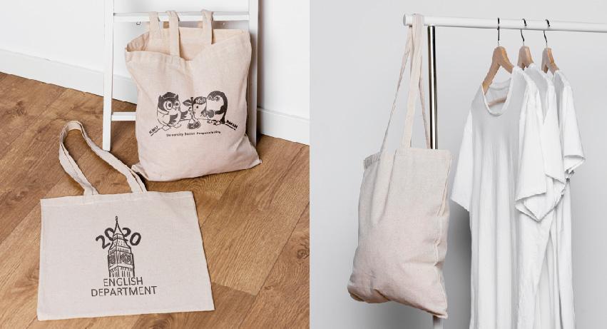 帆布袋 環保袋 文青款正流行,超實用環保便利生活的必備單品