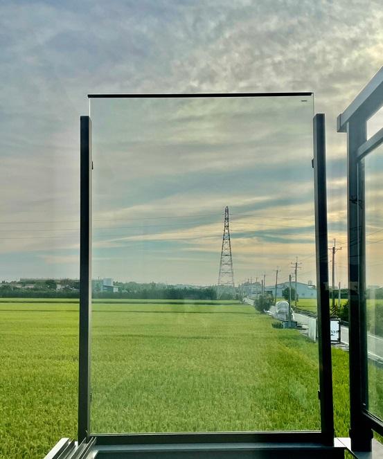 不鏽鋼陽台玻璃欄杆滿天系列
