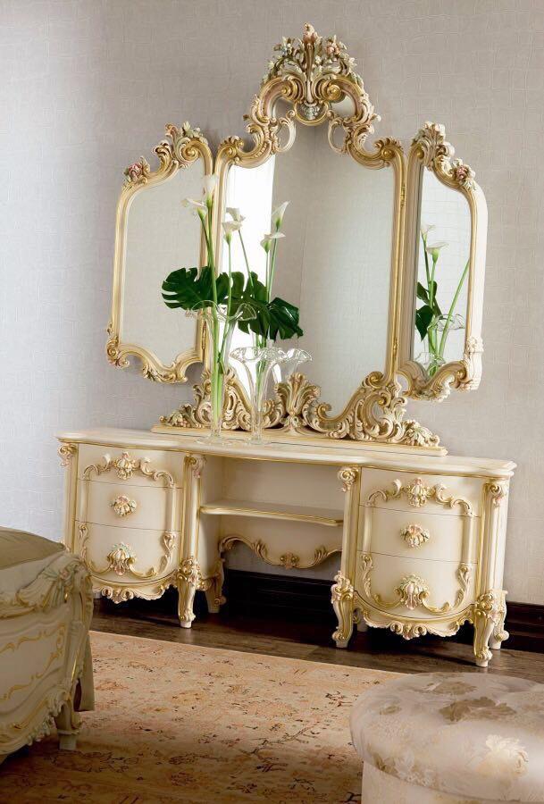 古典化妝鏡1