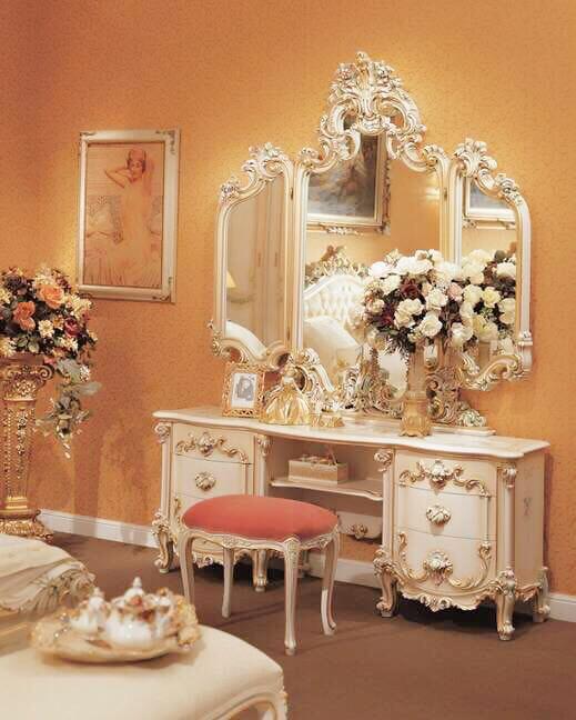 古典化妝鏡2