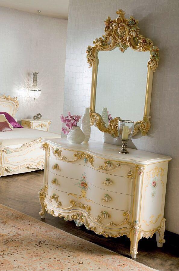 古典化妝鏡4