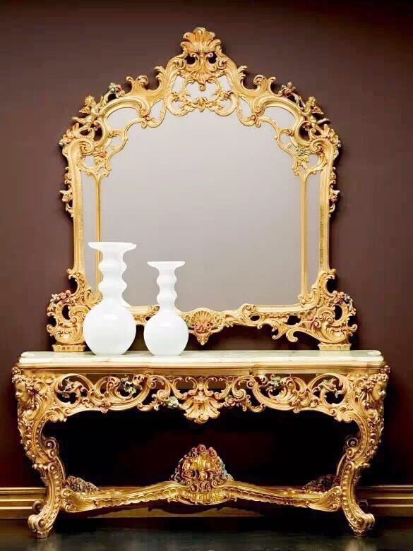 古典化妝鏡6