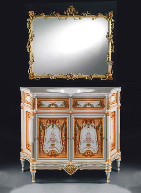古典化妝鏡7