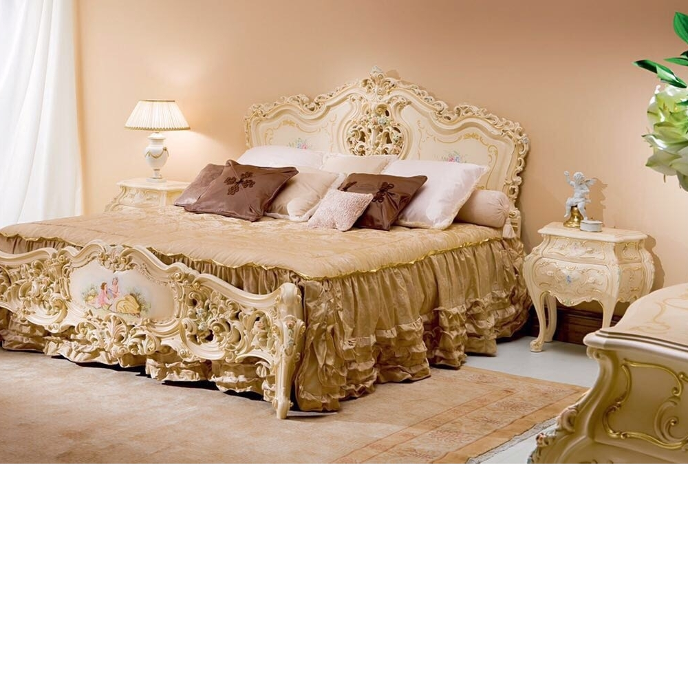 古典床組2