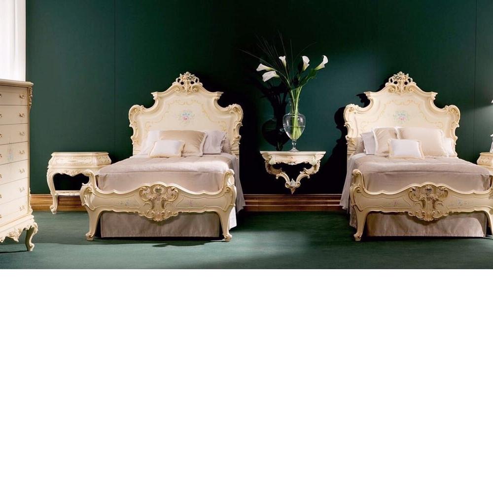 古典床組4