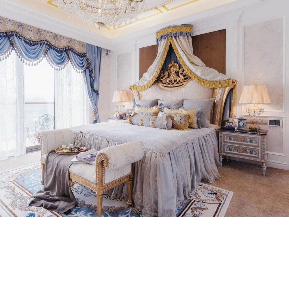 古典床組5