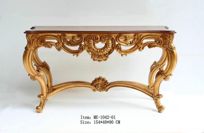 古典桌子1