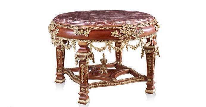 古典桌子12