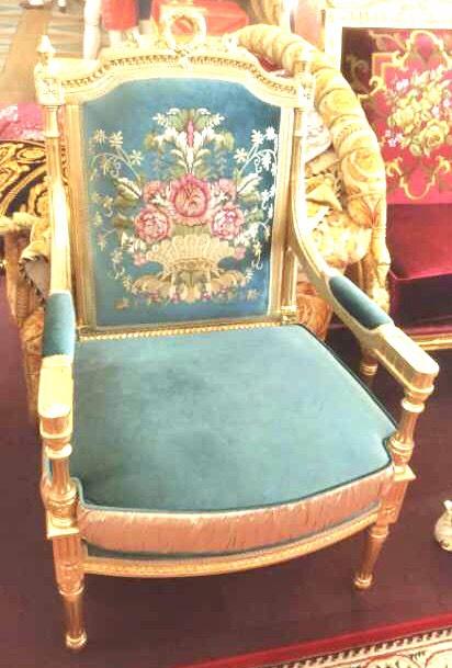 古典椅子12