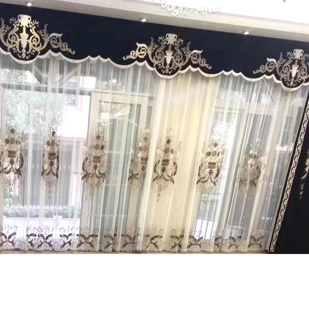 古典窗簾4