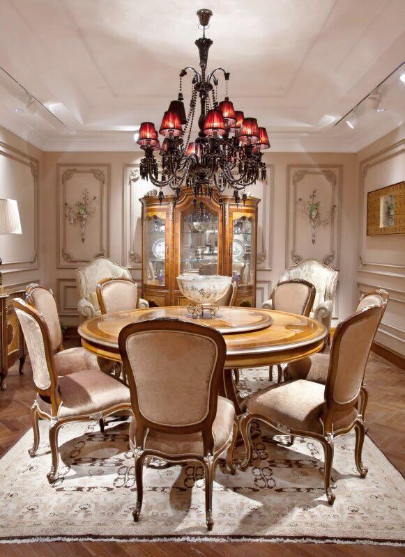 古典餐桌4
