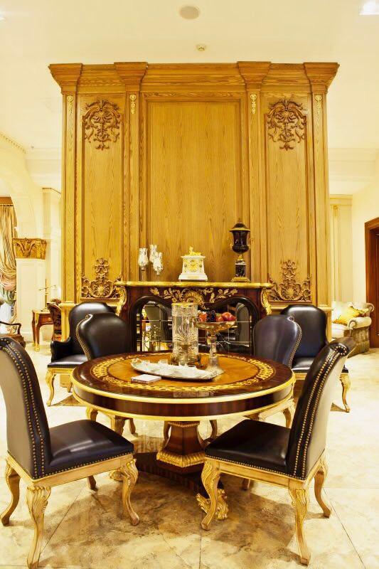古典餐桌5