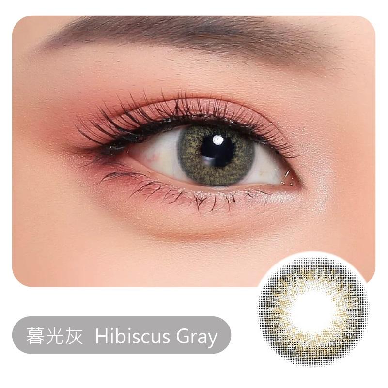 暮光灰 Hibiscus Gray