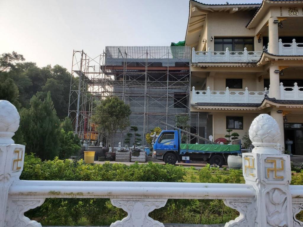 埔里寺廟增建工程